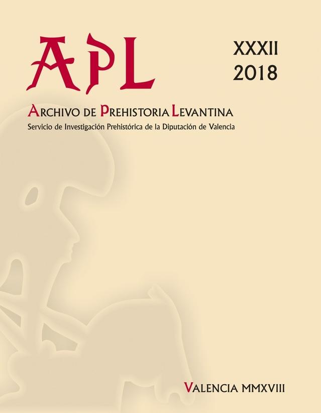 6dd40b907e0a Archivo de Prehistoria Levantina XXXII